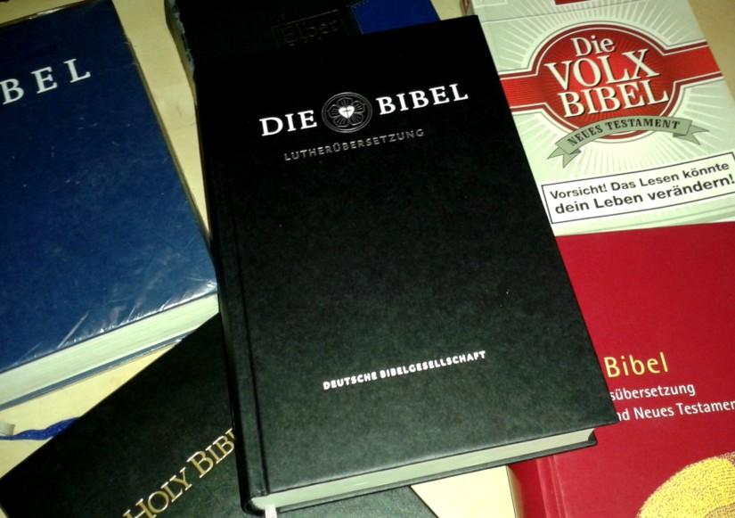 Das überfällige Ende derStandardbibel!?