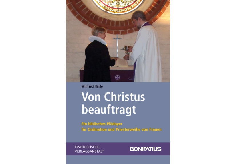 Rezension: Wilfried Härle, Von Christus beauftragt