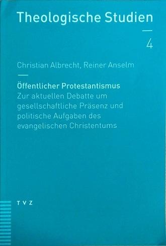 Korridor, Kritik und Konstruktives. Die gegenwärtige Aufgabe und Gestalt des ÖffentlichenProtestantismus